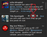 Cara ReTweet (balas tweet) di Tweetdeck