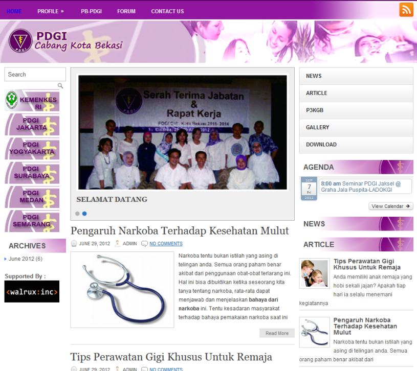 www.pdgi-bekasikota.org