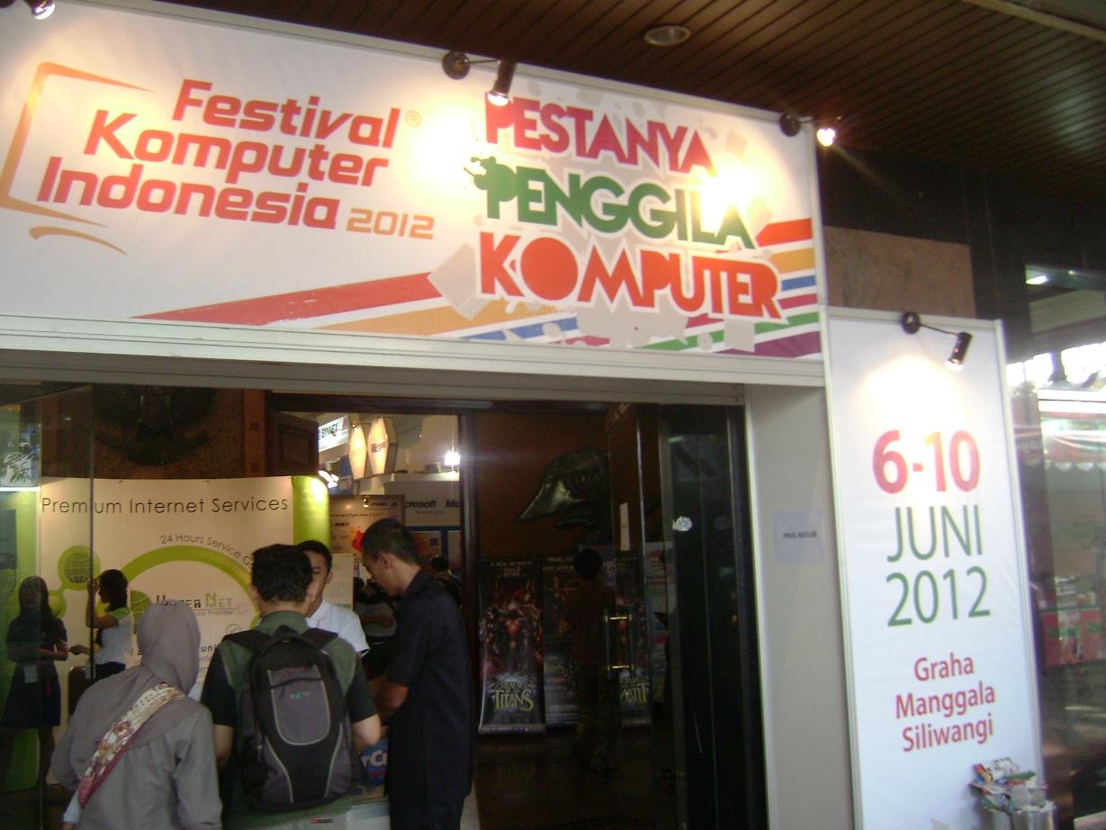 FKI 2012 Bandung