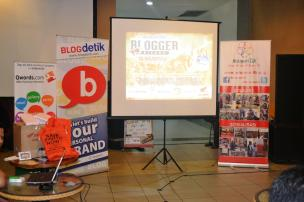 Panggung #BloggerBicara