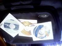 Tas dan CD Driver- Recovery