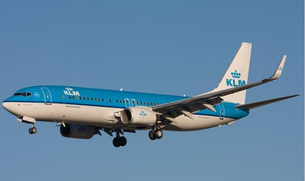 Terbang ke Belanda