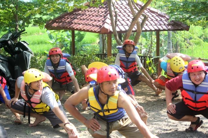 Arung Jeram Pemalang, PS Rafting