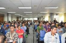 Suasana Seminar dari depan