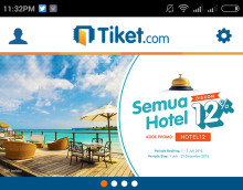 massolpanjava beli tiket kereta online dengan tiketcom mandiri clickpay
